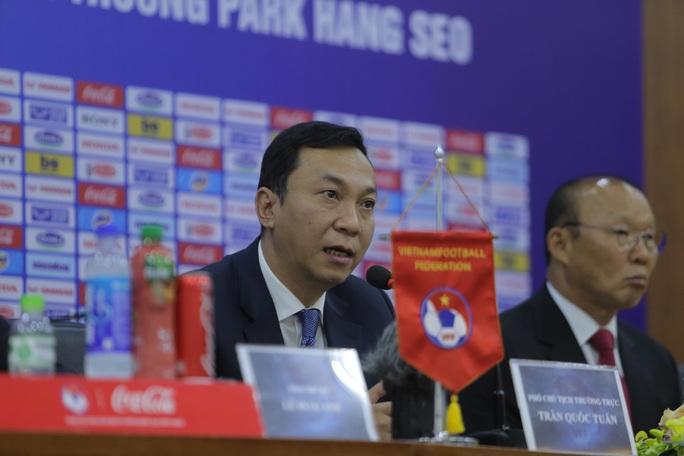 HLV Park Hang-seo bộc bạch mục tiêu, tâm huyết sau khi ký gia hạn hợp đồng - Ảnh 10.