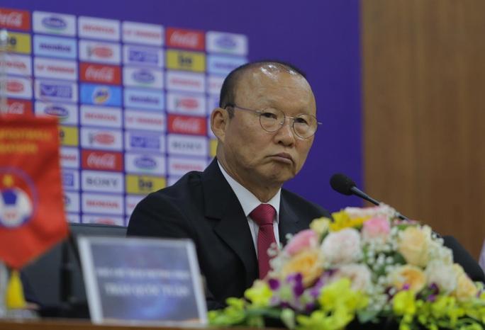 HLV Park Hang-seo bộc bạch mục tiêu, tâm huyết sau khi ký gia hạn hợp đồng - Ảnh 14.