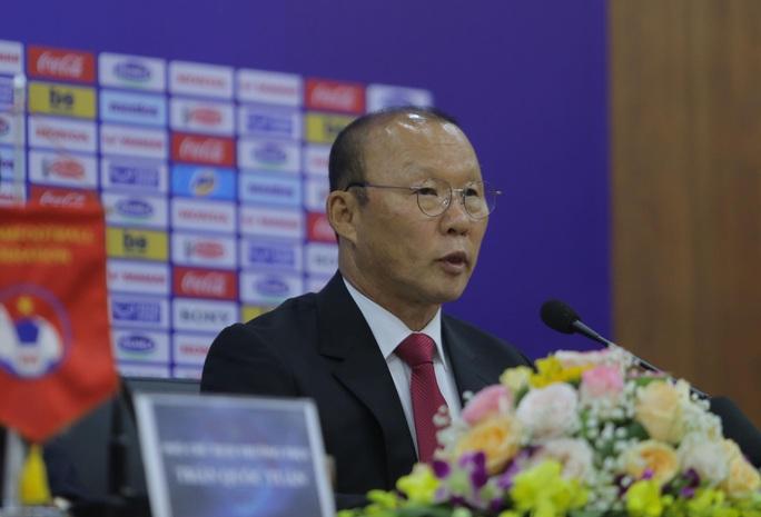 HLV Park Hang-seo bộc bạch mục tiêu, tâm huyết sau khi ký gia hạn hợp đồng - Ảnh 12.
