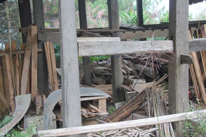 Cận cảnh công trình bí mật trên núi ở Lạng Sơn nghi là phim trường của nhóm người Trung Quốc - Ảnh 14.