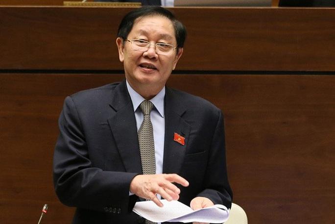Bộ trưởng Lê Vĩnh Tân trả lời chất vấn về công tác tổ chức, cán bộ - Ảnh 1.