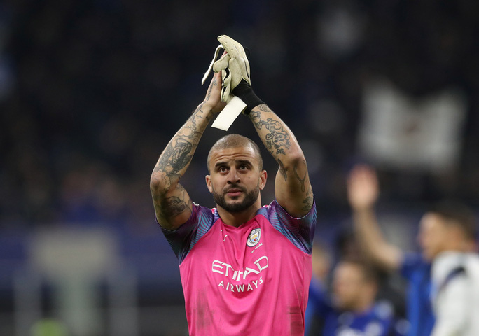 Dùng hậu vệ làm thủ môn, Man City lần đầu mất điểm tại Champions League - Ảnh 9.