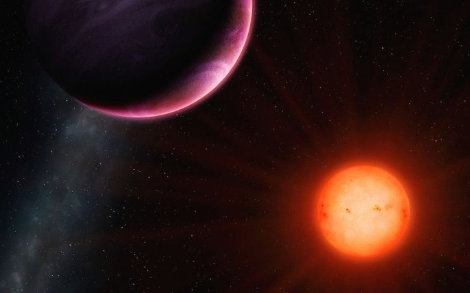 Trái đất sống được nhờ sự tồn tại của một hành tinh khổng lồ khác - Ảnh 1.