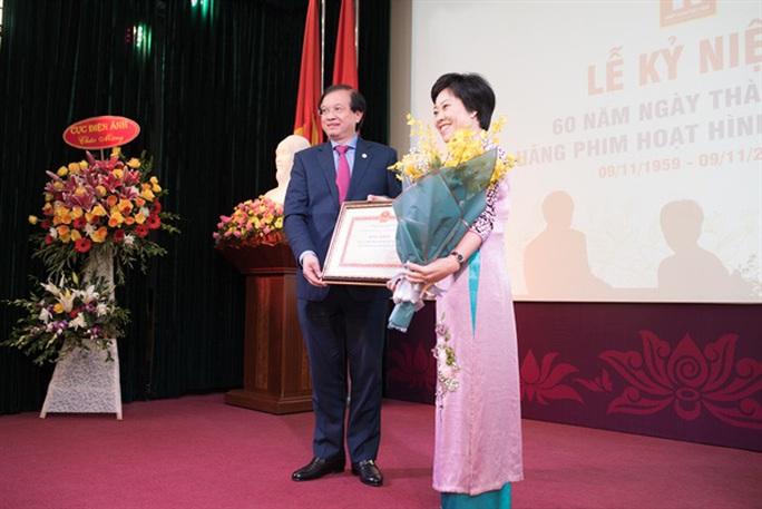 Hãng phim Hoạt hình Việt Nam kỷ niệm 60 năm thành lập - Ảnh 1.