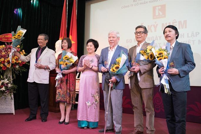 Hãng phim Hoạt hình Việt Nam kỷ niệm 60 năm thành lập - Ảnh 2.