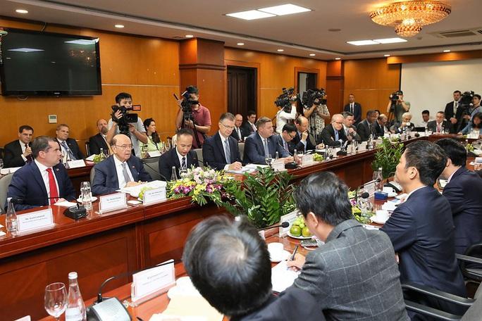 Việt - Mỹ ký kết 5 thỏa thuận kinh doanh lớn trị giá hàng tỉ USD - Ảnh 4.