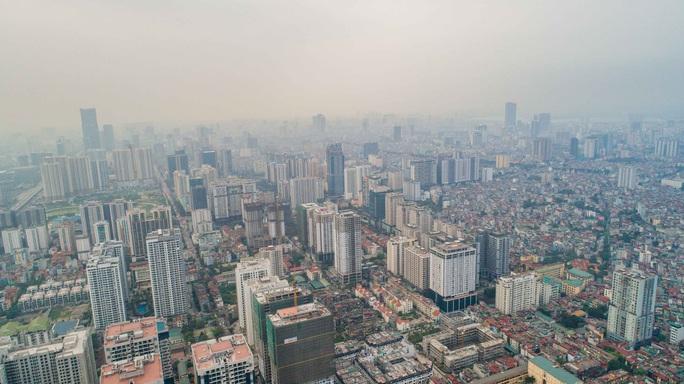Khảo sát giá đất gần 1 tỉ đồng/m2 ở khu đất kim cương, Hà Nội đề xuất tăng bình quân 30% giá đất - Ảnh 1.