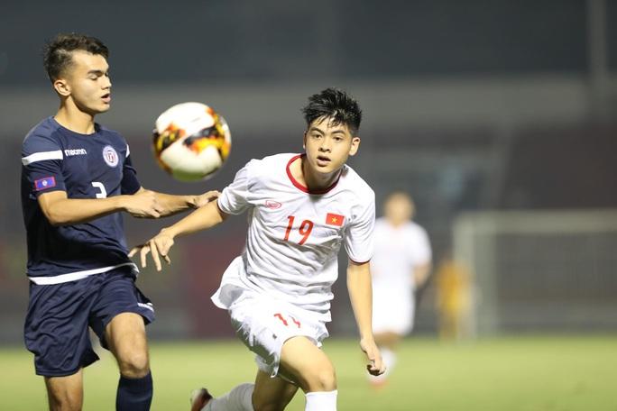 Thắng dễ Đảo Guam, U19 Việt Nam tranh chung kết với Nhật Bản - Ảnh 2.