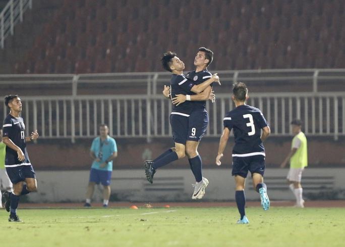 Thắng dễ Đảo Guam, U19 Việt Nam tranh chung kết với Nhật Bản - Ảnh 3.