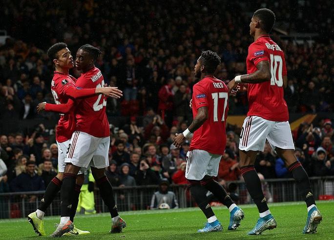 Tam phong M-A-M lập công, Man United đại thắng Europa League - Ảnh 4.