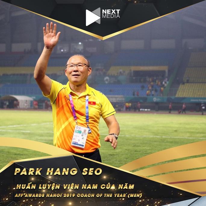 Quang Hải đánh bại Messi Thái, bóng đá Việt Nam thống trị hạng mục quan trọng nhất AFF Awards 2019 - Ảnh 1.