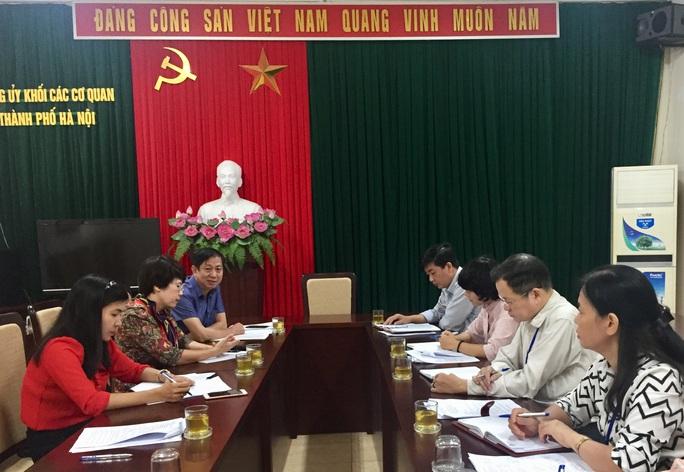 Hà Nội: Khuyến khích CNVC-LĐ góp ý tưởng sáng tạo - Ảnh 1.