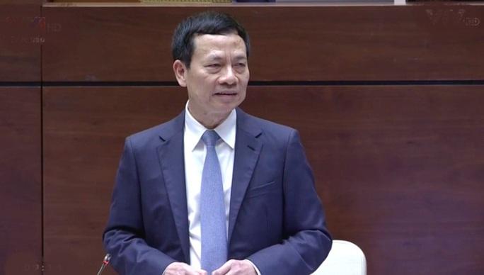 Bộ trưởng Nguyễn Mạnh Hùng: Facebook chặn quảng cáo chính trị của 21 trang chống phá nhà nước Việt Nam - Ảnh 1.