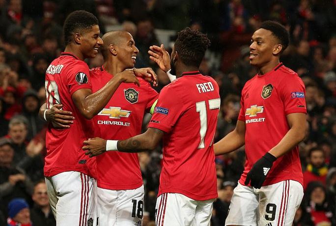 Tam phong M-A-M lập công, Man United đại thắng Europa League - Ảnh 7.