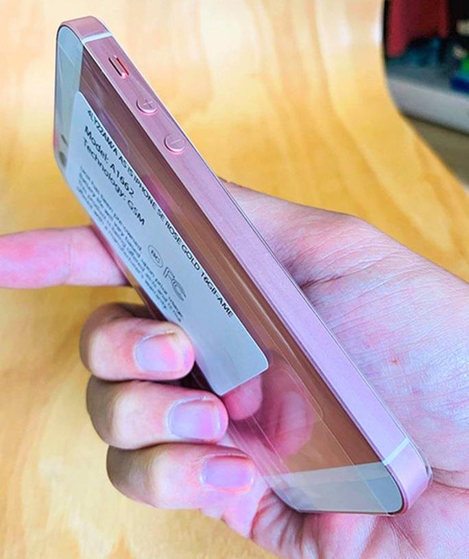 iPhone SE không xuất xứ đổ về Việt Nam - Ảnh 2.