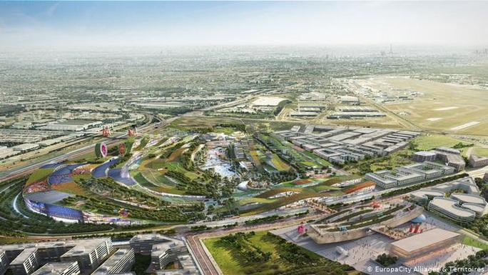 Pháp hủy dự án tỉ USD có sự góp mặt của Trung Quốc - Ảnh 1.