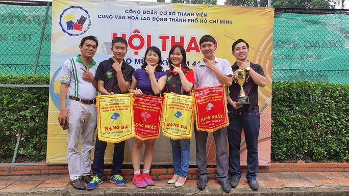 Trường ĐH Y khoa Phạm Ngọc Thạch đạt nhiều thành tích cao tại Hội thao  - Ảnh 2.
