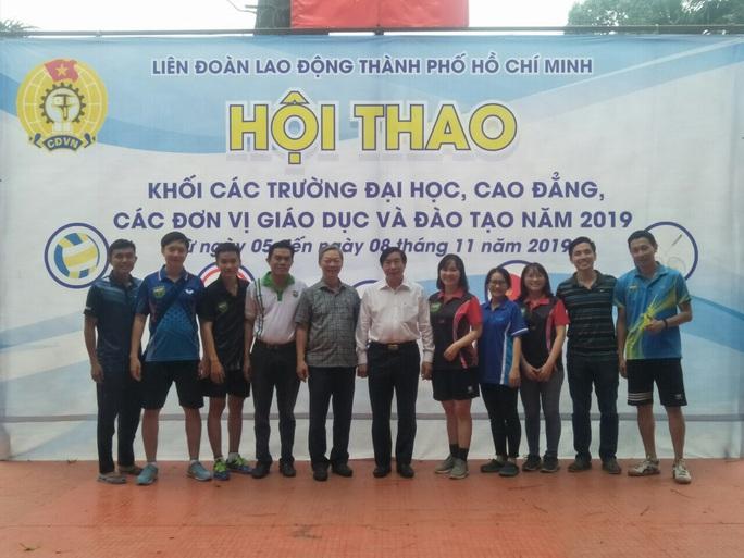 Trường ĐH Y khoa Phạm Ngọc Thạch đạt nhiều thành tích cao tại Hội thao  - Ảnh 3.