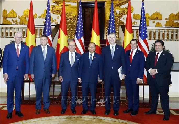 Việt - Mỹ ký kết 5 thỏa thuận kinh doanh lớn trị giá hàng tỉ USD - Ảnh 2.