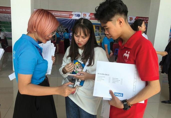 Hà Nội: Hơn 5.000 chỉ tiêu tuyển dụng lao động - Ảnh 1.