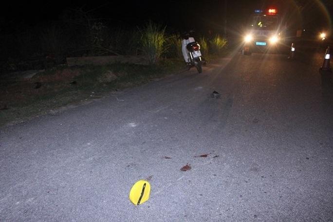 Làm rõ vụ giết người từ tin báo tai nạn giao thông - Ảnh 1.