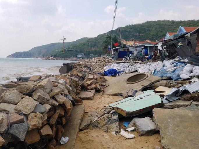Bình Định gồng mình trước cơn bão số 6 - Ảnh 2.