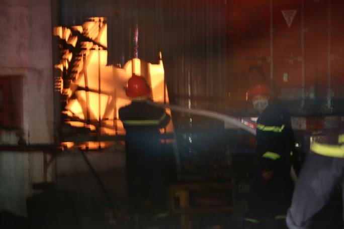 Đồng Nai: Cháy dữ dội tại KCN Biên Hoà 2 - Ảnh 2.