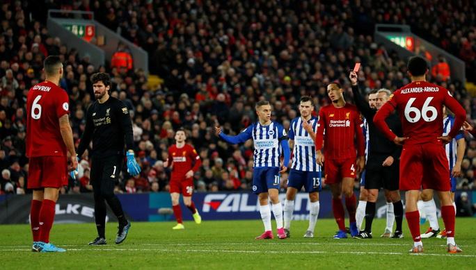 Van Dijk lập cú đúp, Liverpool nối dài kỷ lục không tưởng - Ảnh 3.