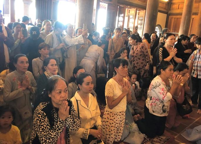 Hàng ngàn người đội nắng dự khánh thành Thiền viện Trúc Lâm Bạc Liêu - Ảnh 10.