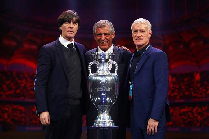 Bốc thăm Euro 2020: Bảng tử thần xướng tên Đức, Pháp, Bồ - Ảnh 4.
