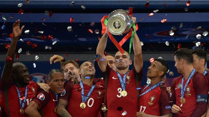 Bốc thăm Euro 2020: Bảng tử thần xướng tên Đức, Pháp, Bồ - Ảnh 6.