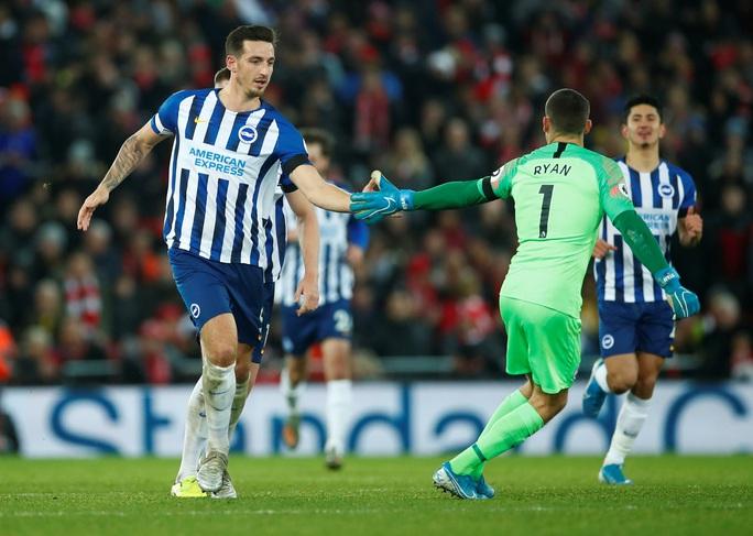 Van Dijk lập cú đúp, Liverpool nối dài kỷ lục không tưởng - Ảnh 4.