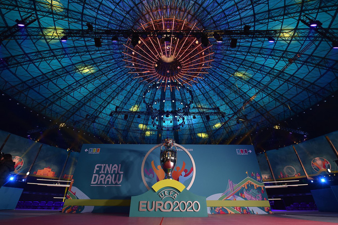 Bốc thăm Euro 2020: Bảng tử thần xướng tên Đức, Pháp, Bồ - Ảnh 1.