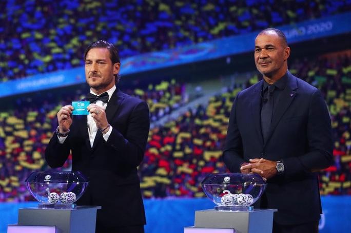 Bốc thăm Euro 2020: Bảng tử thần xướng tên Đức, Pháp, Bồ - Ảnh 3.