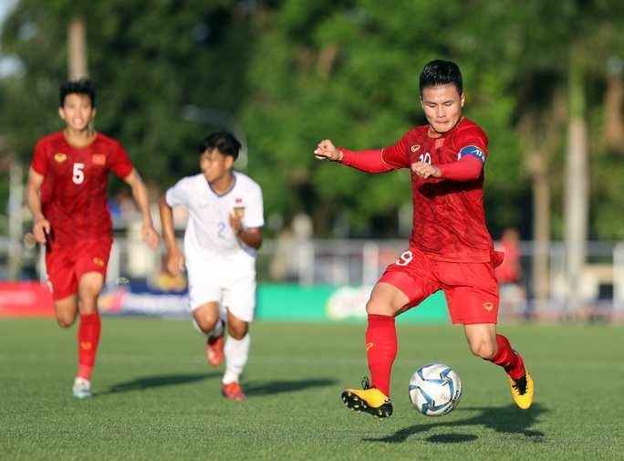 Ngoài Quang Hải, Trọng Hoàng, dự đoán U22 Việt Nam dùng đội hình nào khi gặp Indonesia? - Ảnh 2.