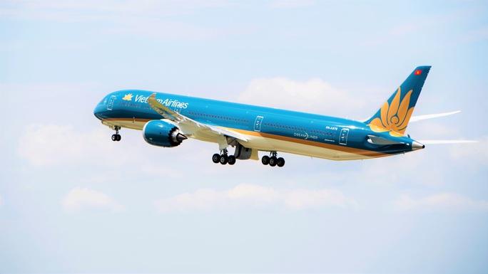 Đưa siêu máy bay Boeing 787-10 đón đoàn thể thao Việt Nam trở về - Ảnh 1.