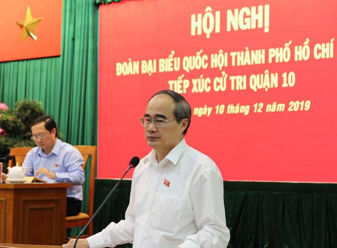 Bí thư Thành ủy Nguyễn Thiện Nhân: Kiên quyết, kiên trì phòng chống tham nhũng - Ảnh 1.