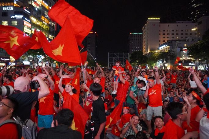 TP HCM phong tỏa khu trung tâm trước trận U22 Việt Nam - Indonesia - Ảnh 1.