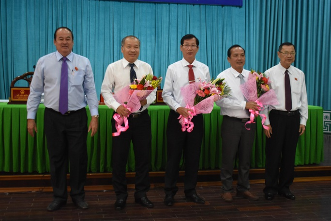 An Giang có tân phó chủ tịch tỉnh 50 tuổi, quê quán Đồng Tháp - Ảnh 1.
