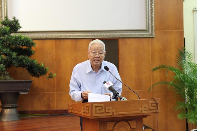 Bí thư Thành ủy Nguyễn Thiện Nhân: Kiên quyết, kiên trì phòng chống tham nhũng - Ảnh 2.