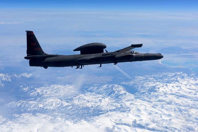 """Hoạt động ngầm của không quân Mỹ ở biển Đông """"rất quan trọng"""" - Ảnh 1."""