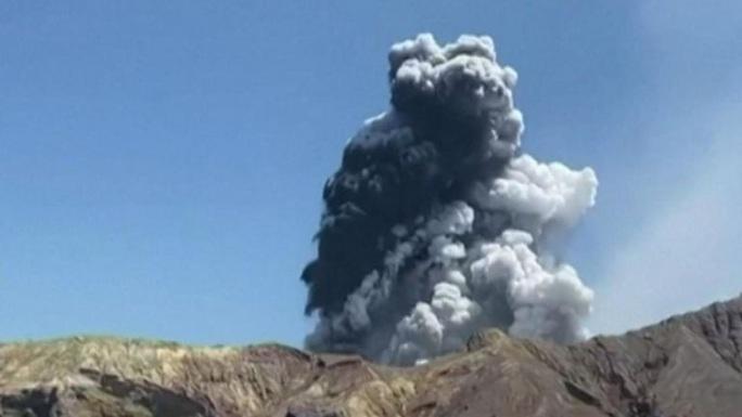 Lời nói đùa định mệnh của nạn nhân vụ phun trào núi lửa New Zealand - Ảnh 4.