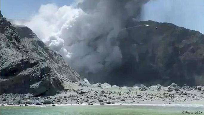 Lời nói đùa định mệnh của nạn nhân vụ phun trào núi lửa New Zealand - Ảnh 5.