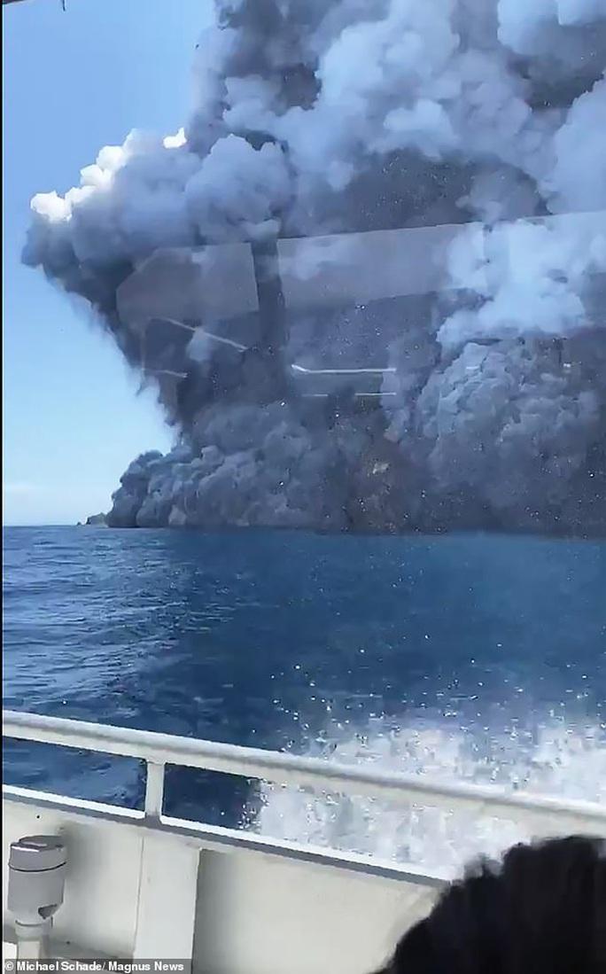 Lời nói đùa định mệnh của nạn nhân vụ phun trào núi lửa New Zealand - Ảnh 7.