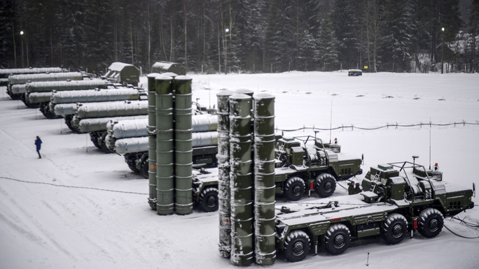Nga muốn bao trọn gói Bắc Cực - Ảnh 1.