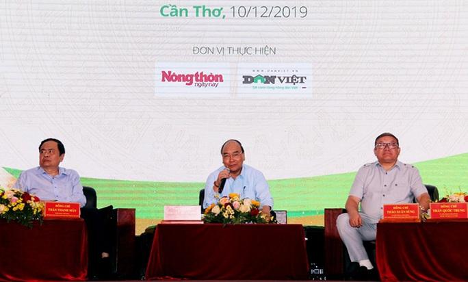 Hơn 2.000 câu hỏi của nông dân gửi Thủ tướng Nguyễn Xuân Phúc - Ảnh 2.
