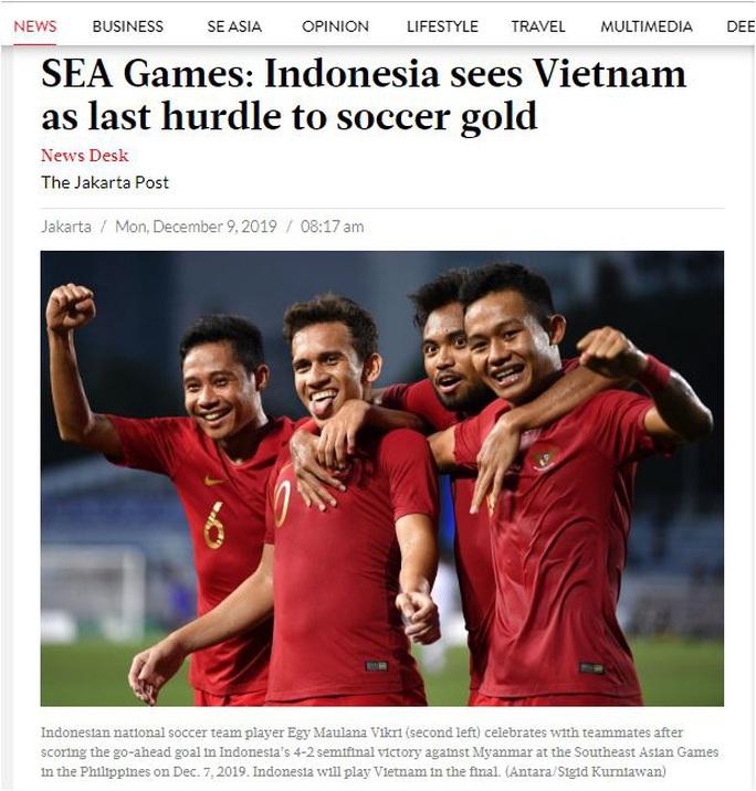 Báo Indonesia muốn đội nhà phục hận trận thua trước U22 Việt Nam - Ảnh 2.