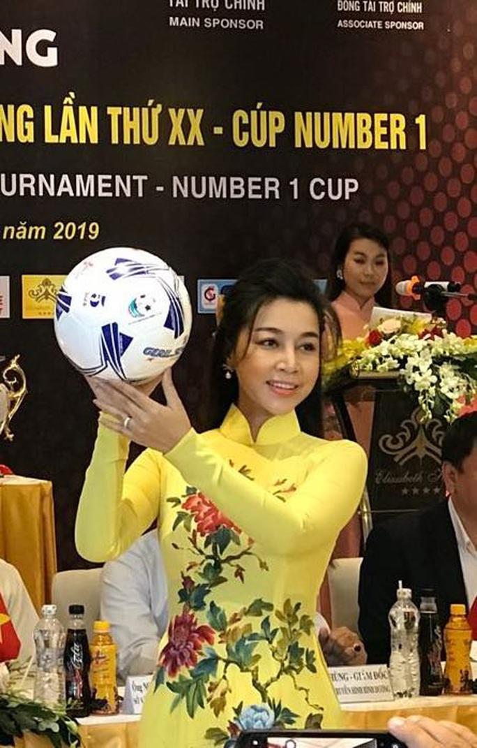 U20 Việt Nam đua tài tại Cúp quốc tế Truyền hình Bình Dương 2019 - Ảnh 3.