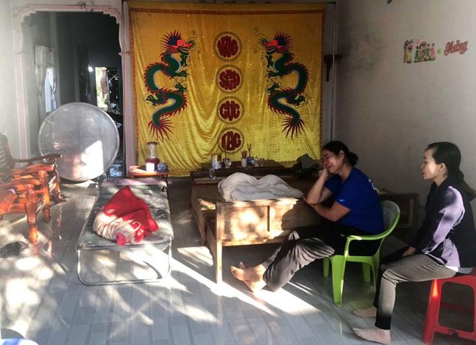 Lâm Đồng: Cháy nhà trong đêm, 4 người trong gia đình tử vong - Ảnh 1.