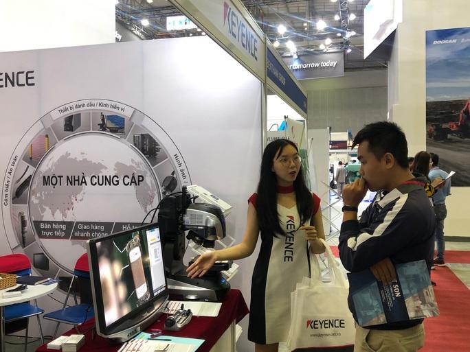 Nhiều doanh nghiệp TP HCM cung ứng linh kiện cho Samsung - Ảnh 2.
